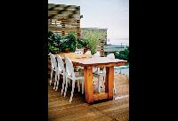The Outdoor Dining Room: Entertaining al Fresco