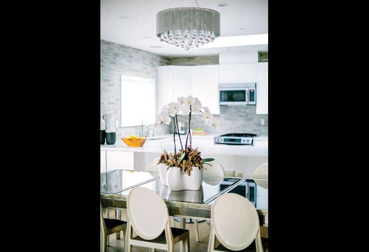 The Dining Room: West Coast Glam