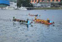 RioTinto Alcan Dragon Boat Festival - June 20 to 22