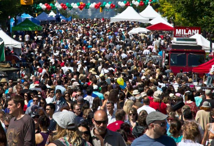 Your guide to June in Vancouver, from the CBC Music Festival to Italian Day to Bard on the Beach and more, you can have the BEST SUMMER EVER right here at home