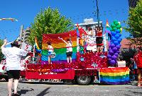 Vancouver Pride Parade - August 3
