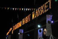 Night Markets -  On now until September/October