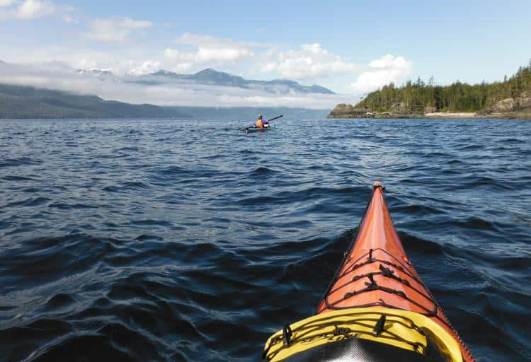 Throw on a backpack and head to the wilderness for these five inspiring B.C. adventures