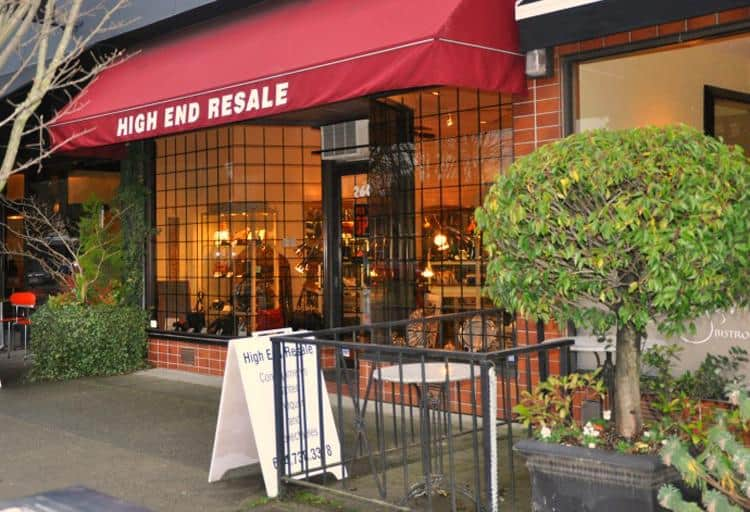 The best consignment stores in vancouver bcliving for High end consignment shops