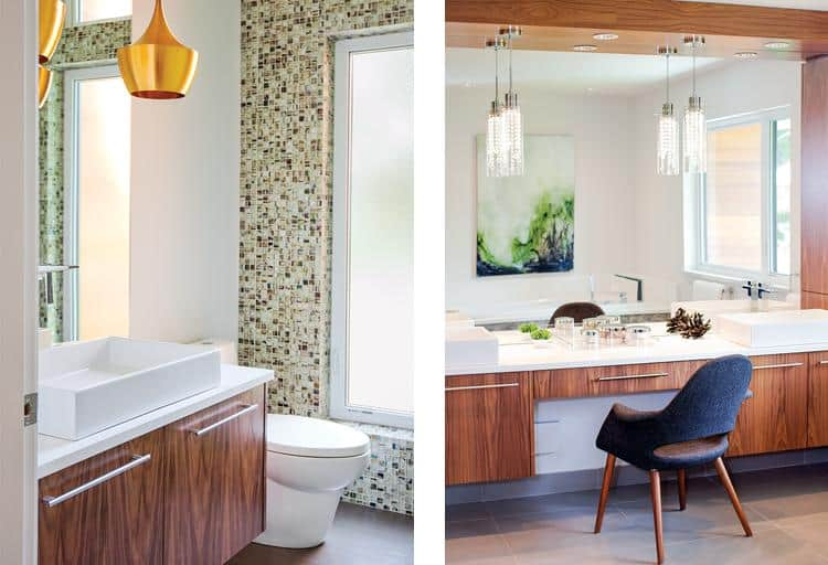 The Bathrooms: Design Redux