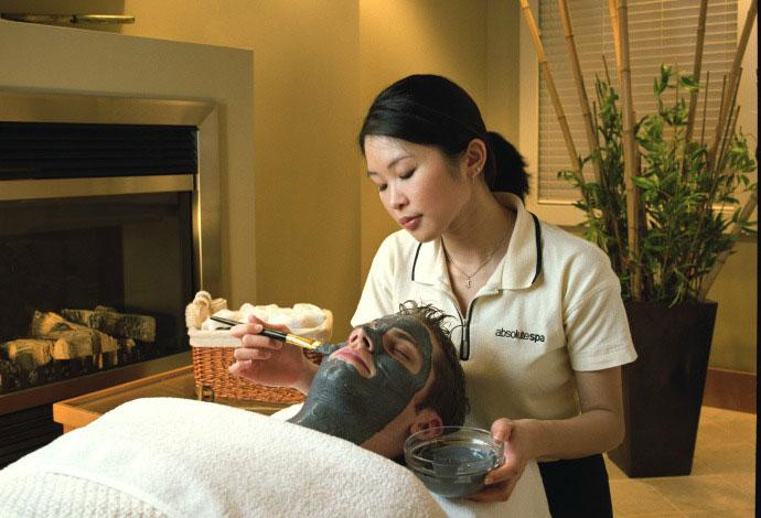 Absolute Spa, Signature Customized Facial, $130 (75 min)