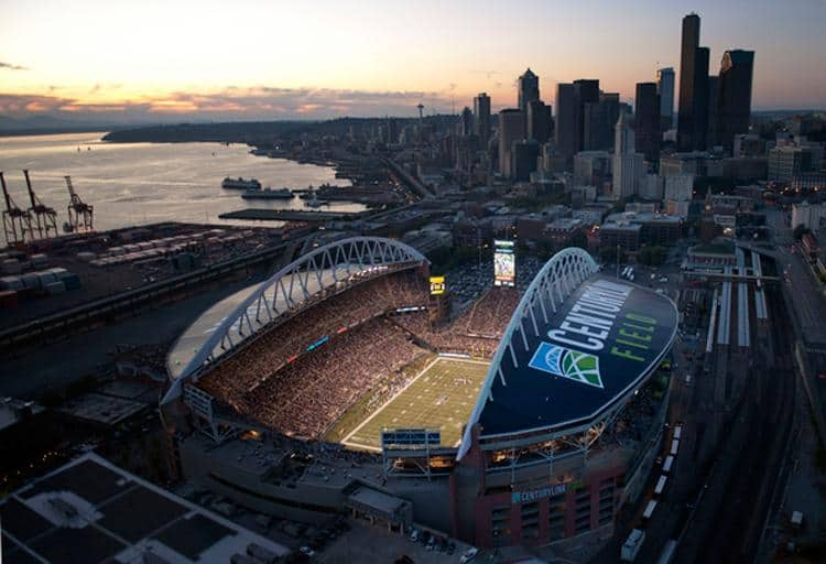 Want to get in on the Seattle Seahawks hype? Here's how to do a 'hawks weekend in style
