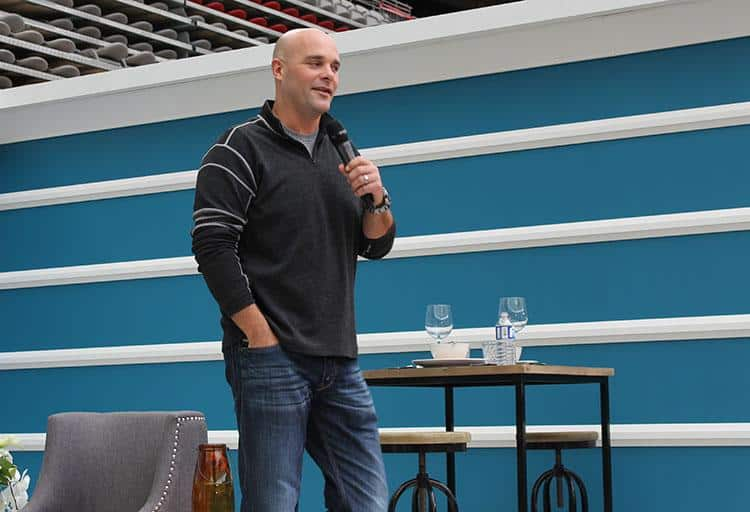 Bryan Baeumler reveals insightful reno advice at the Vancouver Home + Design Show