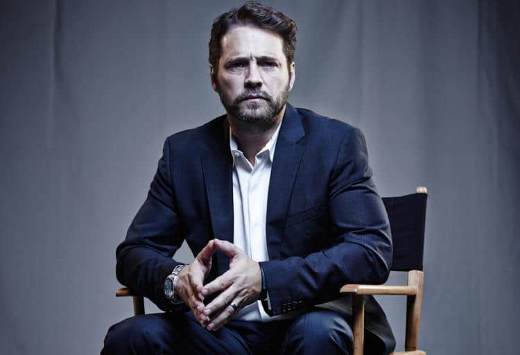 Jason Priestley Jason Priestley Signs on as Inaugural Ambassador of Whistler Film