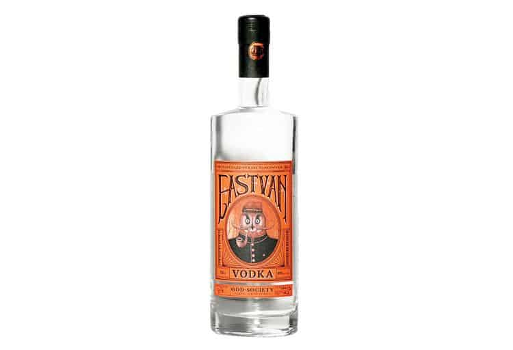 East Van Vodka