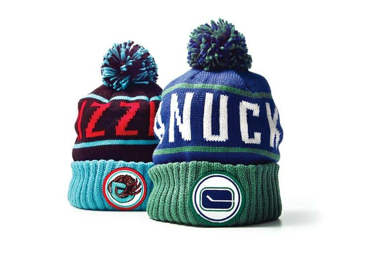 Grizzlies & Canuck Toque
