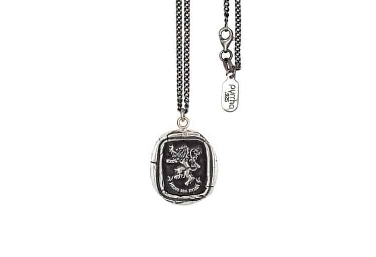 Pyrrha Game Of Thrones House Lannister Necklace
