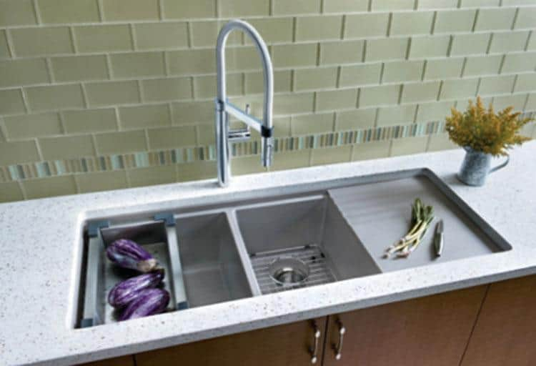 The Multifunctional Sink