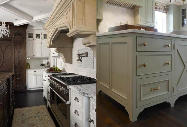 The Transitional Kitchen
