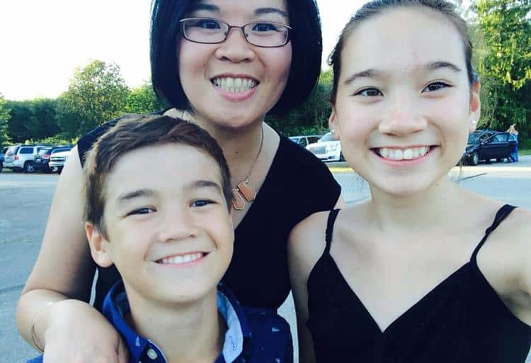Kah-Mei Cheah-Smith is mom to two kids aged 11 and 13. She is also a distributor for Young Living Essential Oils