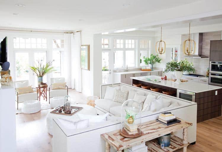 Jillian harris shares her design secrets bcliving - Jillian harris casa ...