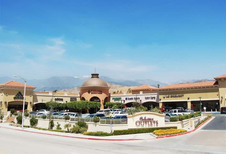 Cabazon and Desert Hills Outlet Shopping