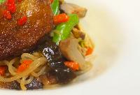 Chinese New Year Buddha's Feast with Sweet Potato Noodles