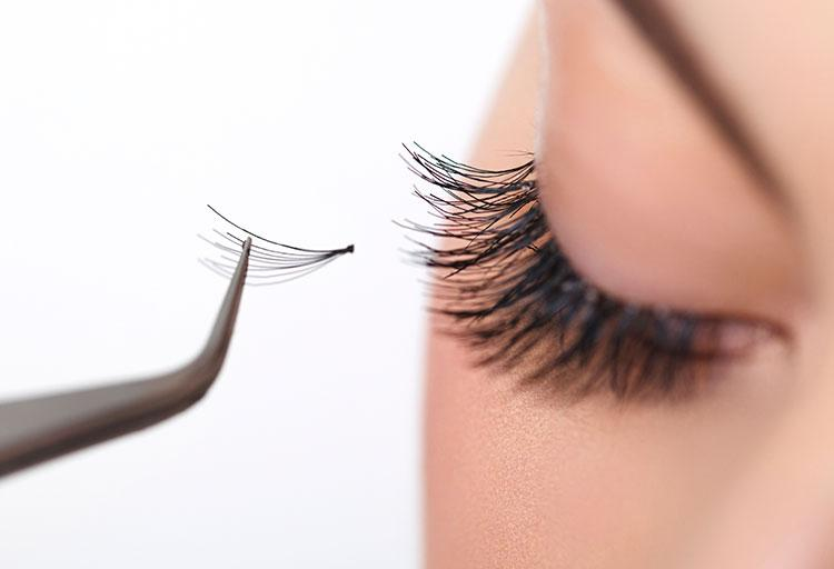 Get luscious lashes without batting an eye
