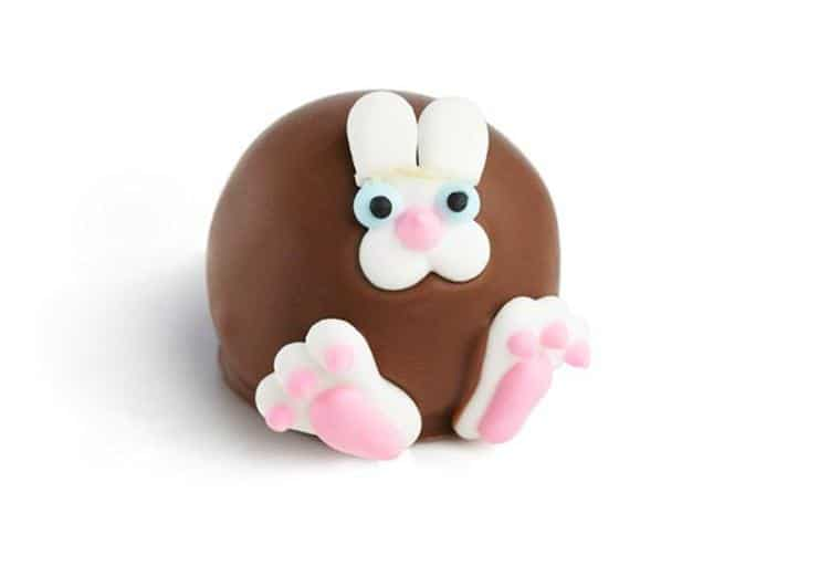 Jack Rabbit Chocolate Bomb from Rocky Mountain Chocolate Factory