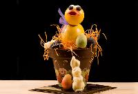 Chocolate Flowerpot from Thomas Haas