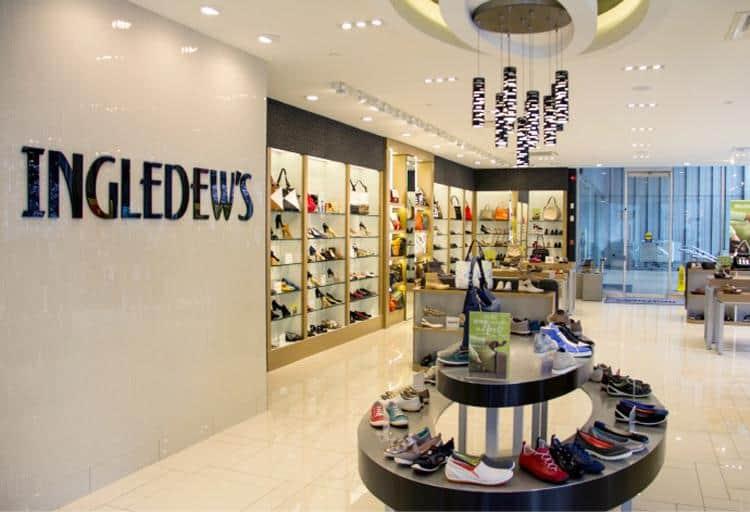 Ingledew S Shoes Vancouver