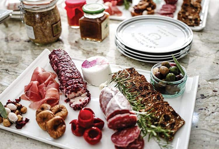 Tip #2: Customize your own charcuterie platter