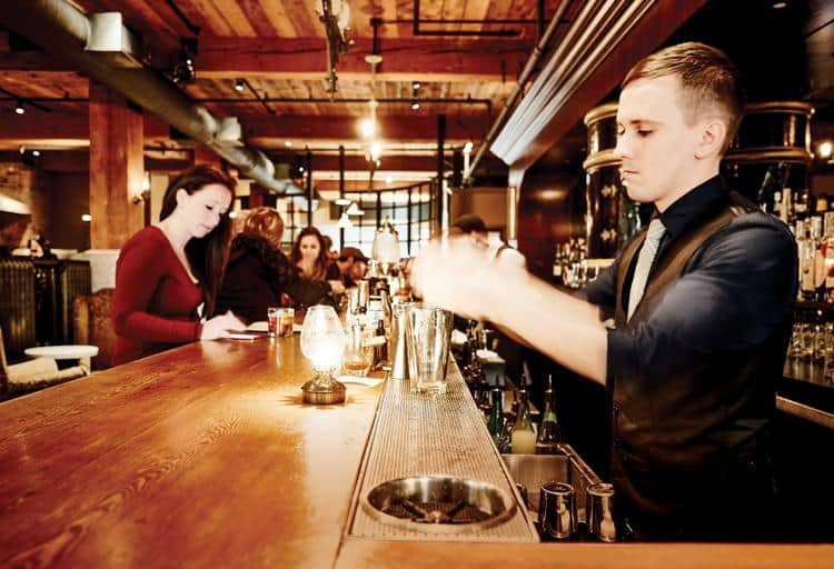 These five Vancouver drinking establishments serve up tantalizing tipples in intoxicating environments