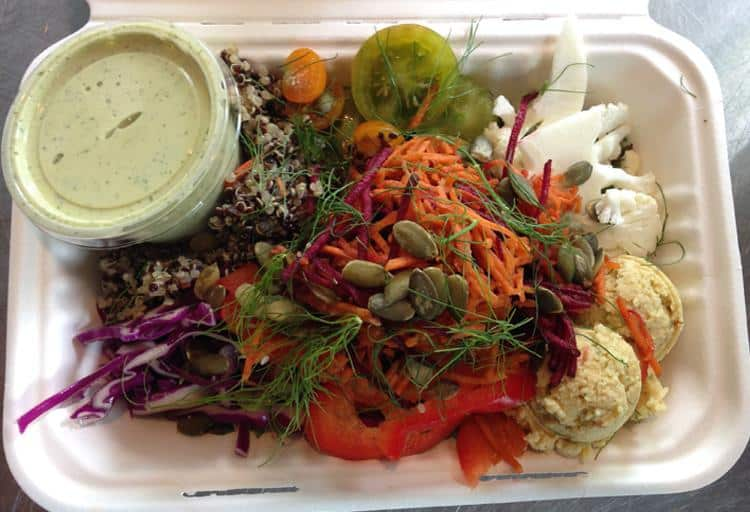 Culver City Salads