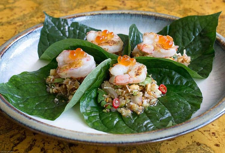 Miang by Angus An, Maenam