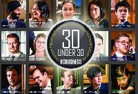 BCBusiness 30 Under 30 - April 28