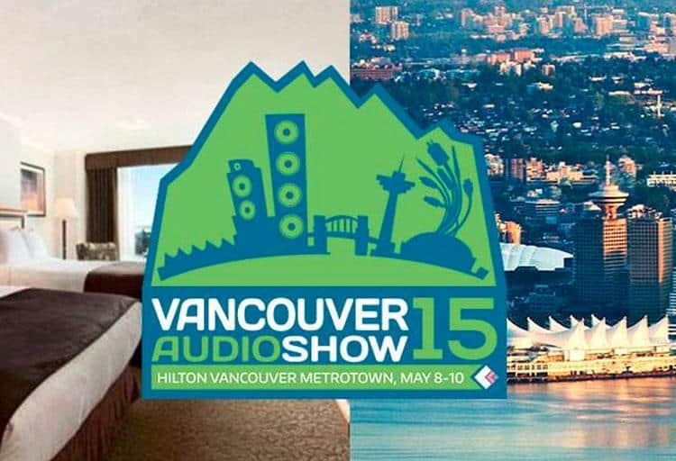 Vancouver Audio Show – May 8 to 10