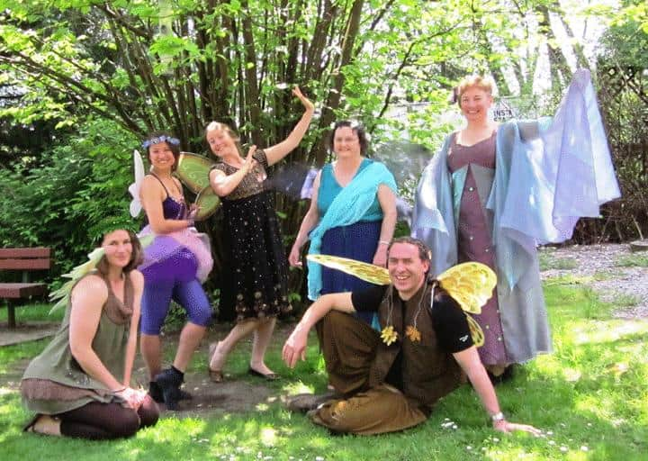 Forest Fairy Gathering, May 16