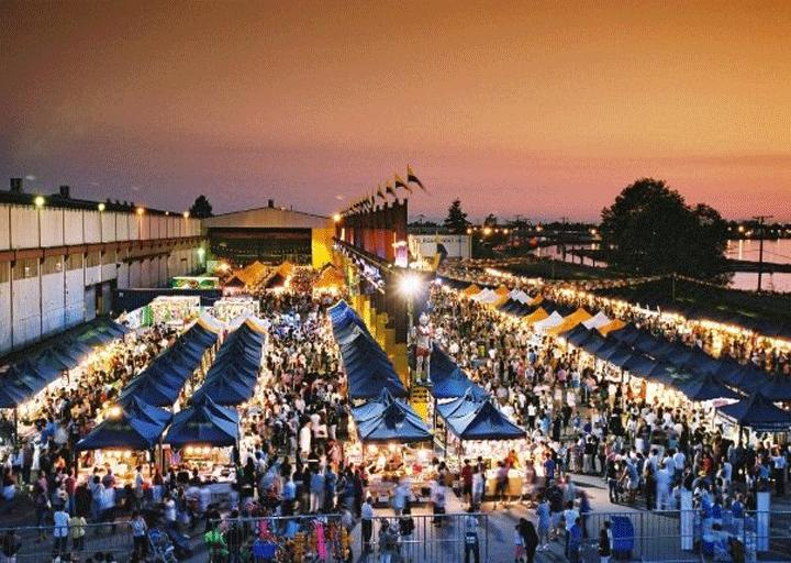 Visit One of Vancouver's Summer Night Markets, All Weekend