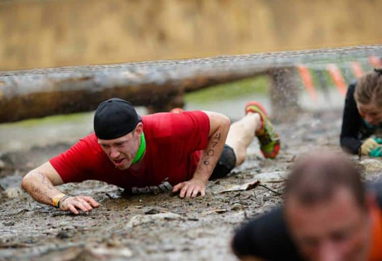 Whistler Tough Mudder, June 20 and 21