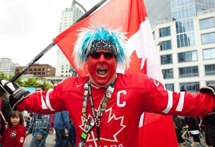 Canada Day Events, July 1