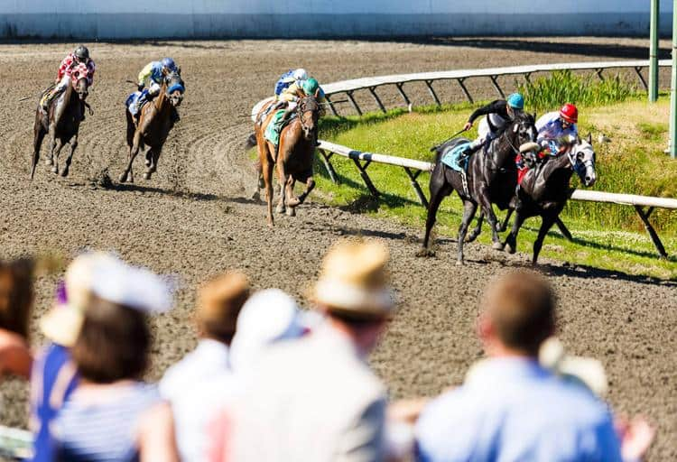 The Deighton Cup, July 25