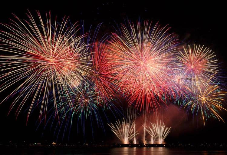 Celebration of Light, July 25 to August 1