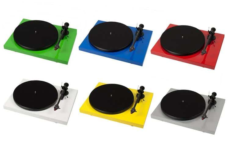 Debut Carbon DC Record Player from Sound Room