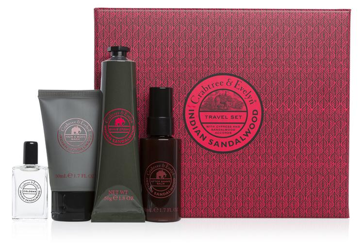 Crabtree and Evelyn Traveller Gift Set