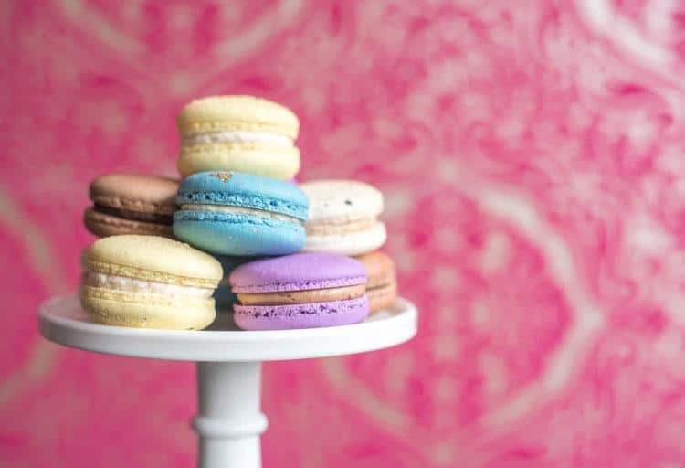 Sweet Bake Shop Macarons