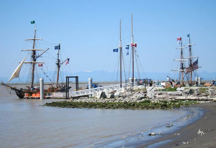 Steveston Ships to Shore Festival