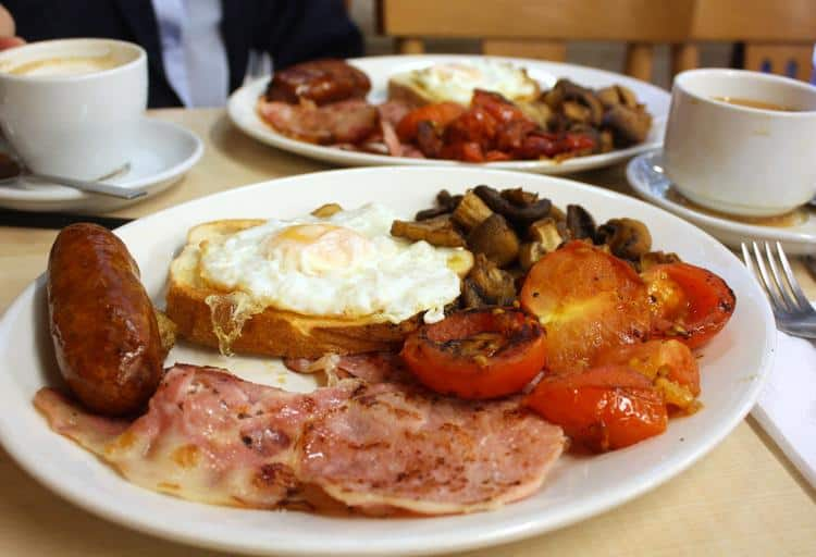 Pellicci's Breakfast, 332 Bethnal Green Road