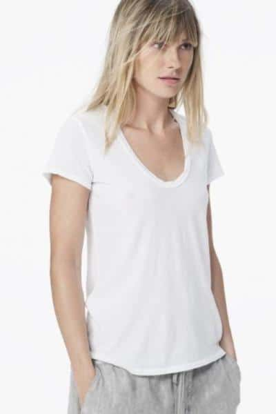 James Perse Casual Tee, $90