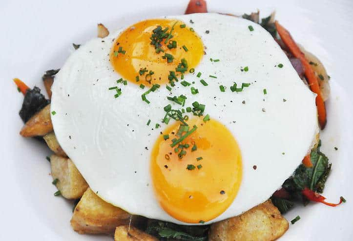 Farm to Fork: Hazelmere Hash at Edible Canada Bistro, 1596 Johnston Street