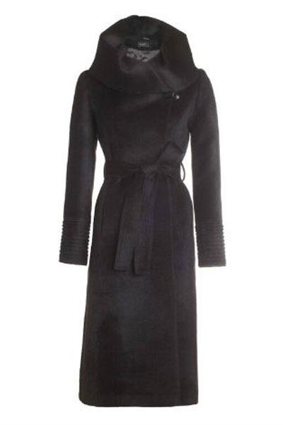 Sentaler, Long Hooded Coat, $1,495