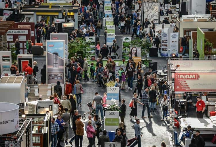 6 Must-Sees at the 2015 Vancouver Home + Design Show - BCLiving on office show, home delivery show, technology show, home art show, home light show, lighting show, crafts show, home show giveaways, food show, jewelry show, home repair show,