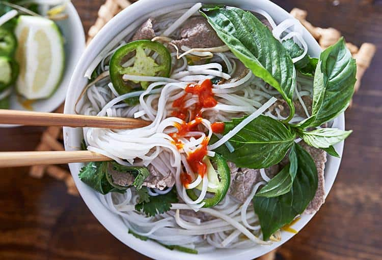 Where to go for pho? The chefs know...