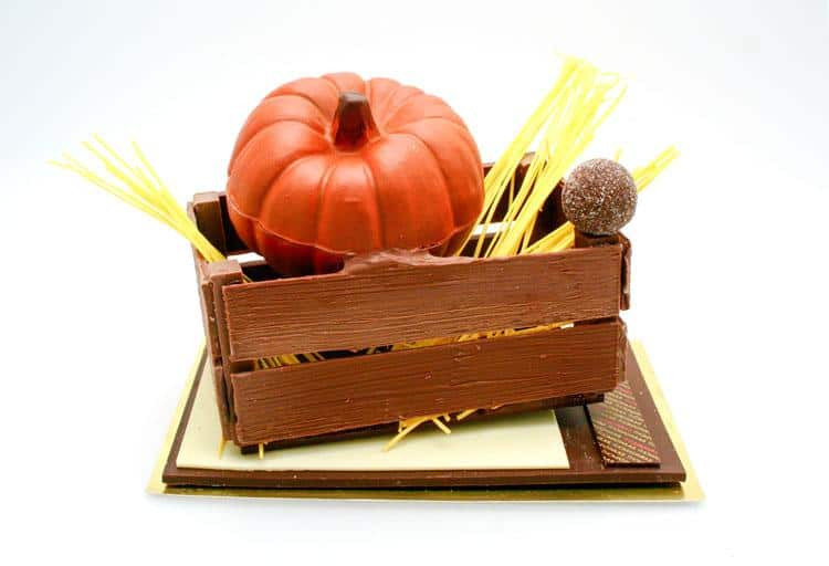 Chocolate Pumpkin Crate, Thomas Haas, 2539 West Broadway Avenue