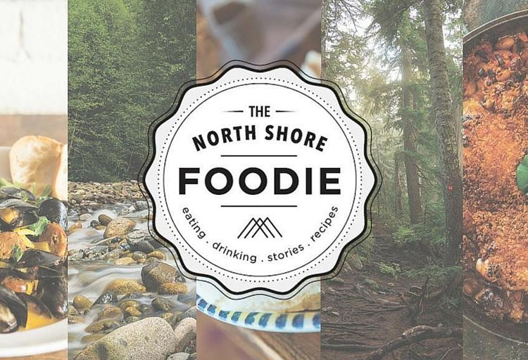 The North Shore Foodie Recipe Book, $44.95